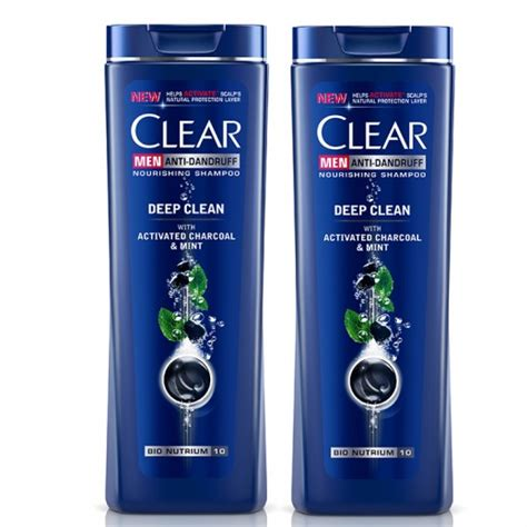 All Clear Detox by Buy Value Pack Clear Mens Anti Dandruff Shoo