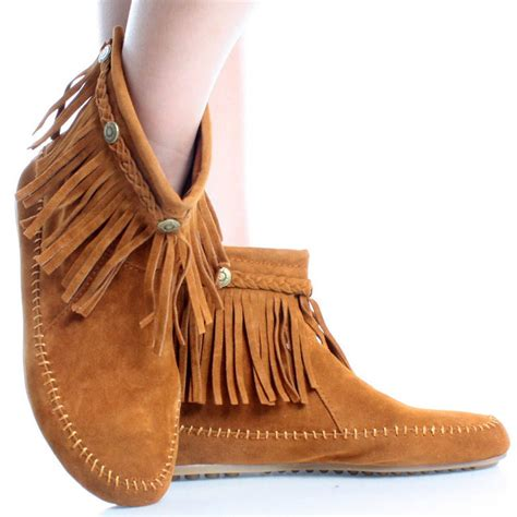 tribal pattern ankle boots http www showvictoria com tansuede boho tribal indian