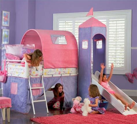 princess loft bed with slide double bunk bed with slide 4 great ideas for toddlers