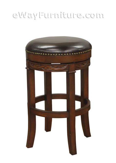 bar stools backless counter height 2 manchester 26 quot counter height backless hardwood swivel