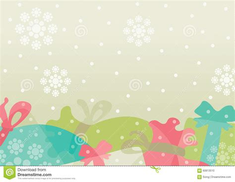 wallpaper abstract gift christmas gifts stock vector image 60813510
