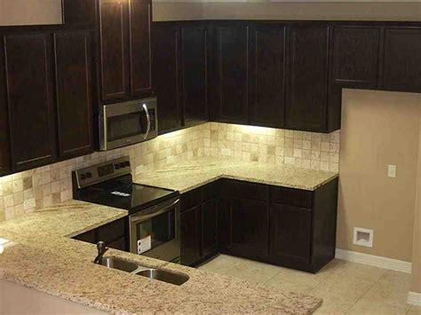 Espresso Kitchen Cabinets With Granite by Espresso Cabinets With Granite Home Furniture Design