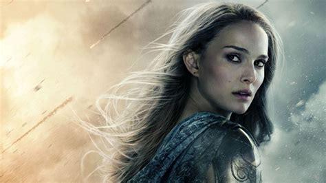 thor film heroine natalie portman hometown heroine