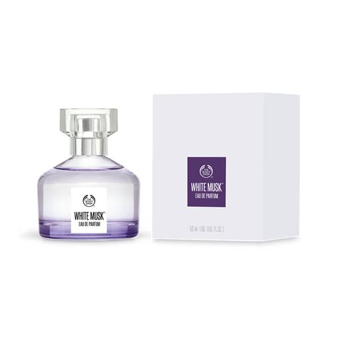 Parfum Musk white musk eau de parfum eau de toilette the shop