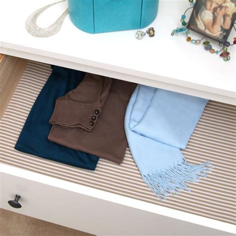 Contact Drawer Liner by Con Tact Brand Premium Non Adhesive Shelf And