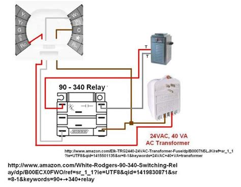24v transformer wiring diagram
