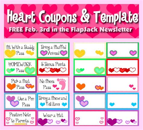 Behavior Coupons Coupon And Templates On Pinterest Editable Coupon Template