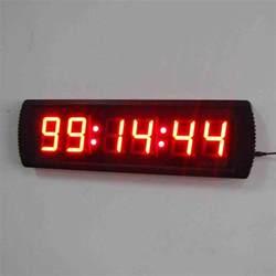 wall clock digital large digital wall clock with seconds decor ideasdecor ideas