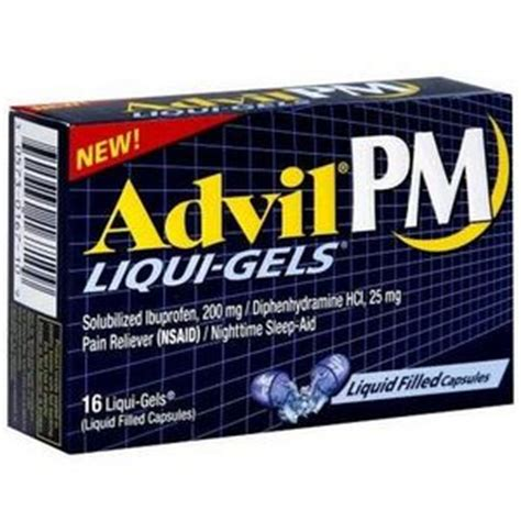 aleve pm for sleep side effects can i take advil pm with metformin abana tablets 60