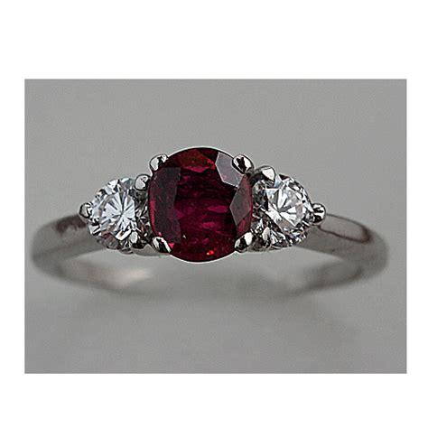 Kaos Kode Nikah cincin permata cincin tunangan nikah batu rubi kode 1113