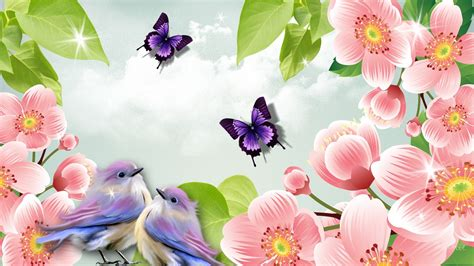 wallpaper cute spring images for gt cute spring desktop wallpaper the