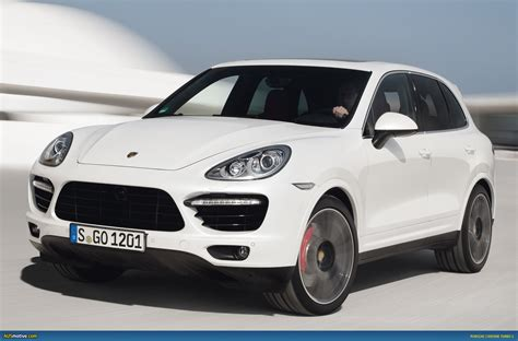 cayenne porsche turbo ausmotive com 187 porsche cayenne turbo s revealed