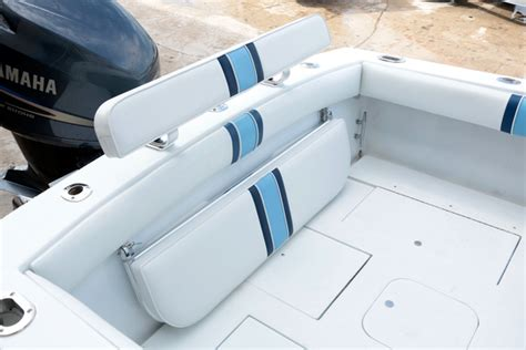 triumph boat bow cushion here are six ways to add seating aboard any sport fishing
