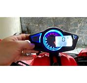 Chinese Speedometer For Motorcycles/ATVs Not Allowing To