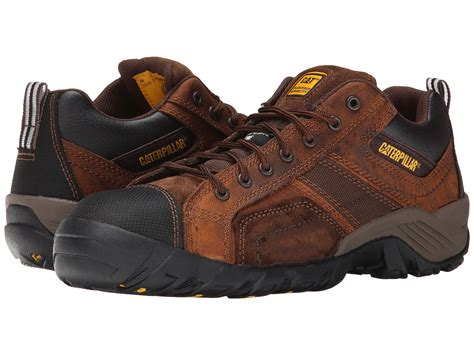 Caterpillar Bandick Safety Boots Hitam 1 caterpillar argon composite toe at zappos