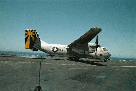 c 2a greyhound aircraft