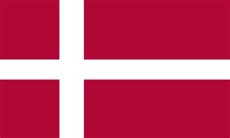 3x5 ft denmark poly value flag