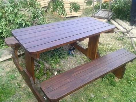 picnic bench for sale garden picnic benches for sale ottery olx co za