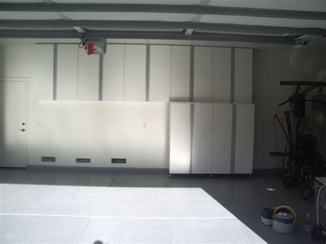 Cabinets In Garage by Garage Storage Cabinets Call 888 201 Wood 9663