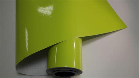 Autofolie Montageanleitung by 30mx1 52m Rolle Apfelgr 252 N Glanz Lagerausverkauf