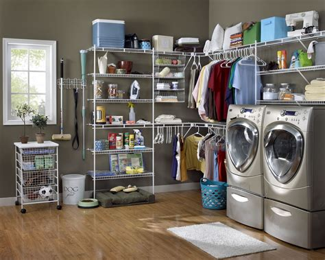 Closetmaid Laundry Room closetmaid storage systems augustine florida