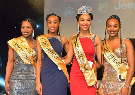 miss south africa miss sa pageant official website miss africa belgium official website
