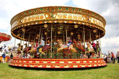 carousel hire uk taylor leisure