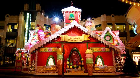 santa house at grove attractions events cinnabar