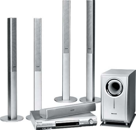 home theatre system panasonic sa ht878 review and test