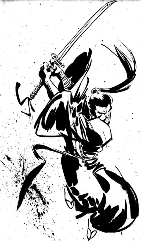 samurai quick sketches 2 by ardian syaf on deviantart