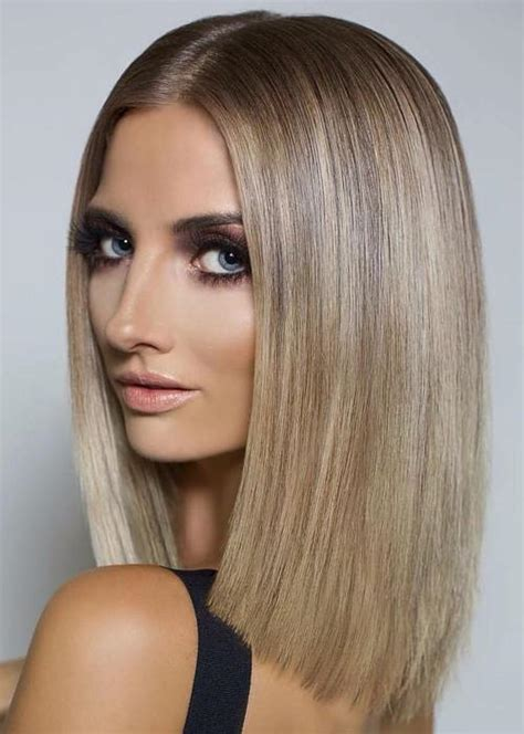 blunt best of 50 best blunt bob hairstyles the fashionaholic