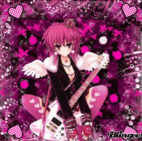 imagenes de anime rock imagem de anime rock 117292133 blingee com