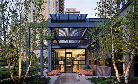 Records On Houses Lincoln Park Residence By Tigerman Mccurry Architects 2016 04 01 Architectural Record