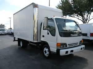 1997 Isuzu Npr Commercial Vans For Sale Longwood Used Box Trucks