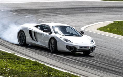 2013 Mclaren Mp4 12c by Mclaren Mp4 12c 2013 Widescreen Car Wallpapers 02