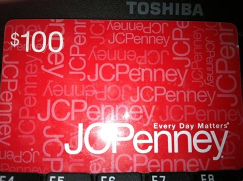 Jcpenney Giving Away Gift Cards - free jcpenney gift card for 14 50 gift cards listia com auctions for free stuff