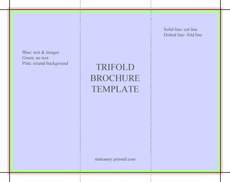 free sample brochure templates word publisher templates