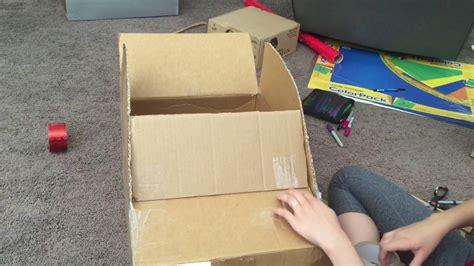 como hacer un coche casero como hacer un como hacer un carro con una caja de pt 5
