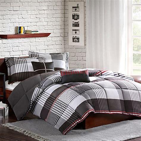 cozy soft brand comforters cozy soft 174 reversible blake 4 5 piece comforter set bed