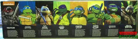 Gir Box Vixion Original history of mutant turtles featuring leonardo