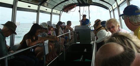 glass bottom boat freeport lucayan glassbottom boat tour bahamas tour center