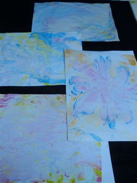 Make Marbled Paper - marbled paper 183 how to make paper 183 marbling and