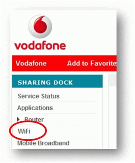 reset wifi vodafone vodafone support how to find or change the wi fi