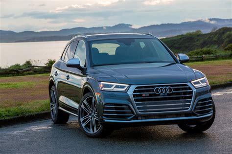 sq5 audi 2018 2018 audi sq5 drive review automobile magazine