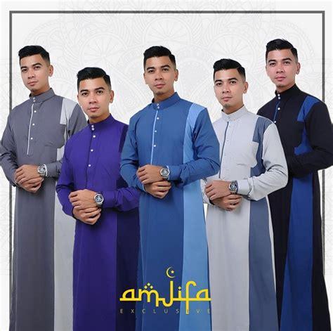fesyen baju raya jubah lelaki raya 2015 fesyen baju melayu jubah lelaki terkini