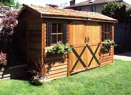backyard cottage kits double door sheds backyard cottages garden cottage kits