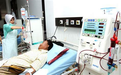 Mesin Cuci Darah biaya cuci darah di tangerang antara 600 ribu hingga 1 2