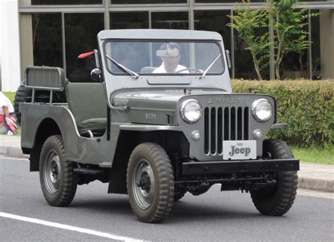 jeep mitsubishi file mitsubishi 1955 jeep jpg wikimedia commons