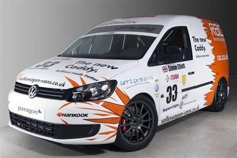 volkswagen race car volkswagen caddy race car photo 1 10894
