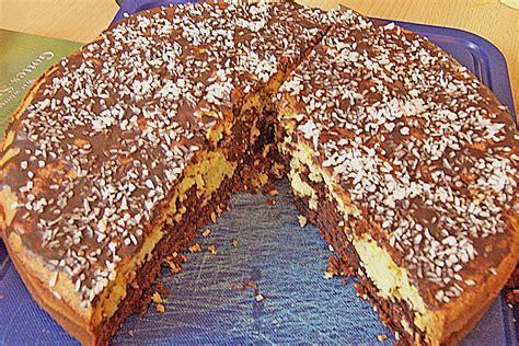 kuchen mit kokosnuss schoko kokosnu 223 kuchen rezept mit bild chiara